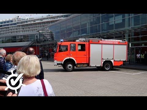 Feueralarm! - Mein Schiff 6 - Vlog 1 (2017)