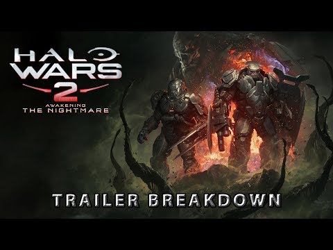 Awakening the Nightmare - Trailer Breakdown