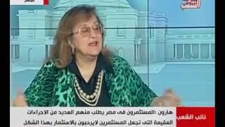 بسنت فهمى: فيه شركات دخلها 3 أضعاف ناتج العرب.. ولو عايزين تحموا نفسكم دخلوها السوق