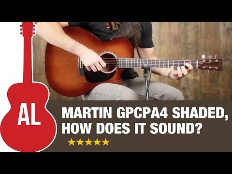 Martin GPCPA4 Shaded Review