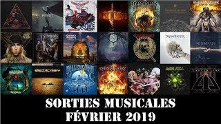 Sorties Musicales : Février 2019