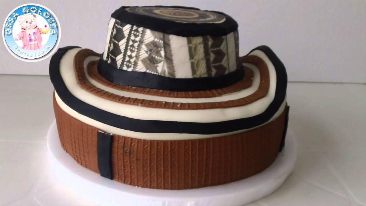 17c769f68de9d Torta sombrero vueltiao youtube jpg 1280x720 Pastel de sombrero