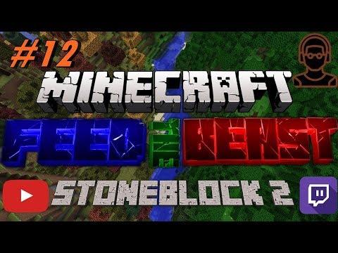 Felújítások kötelezően #Feed The Beast Stoneblock 2#  Nyereményjáték 1500 feliratkozónál