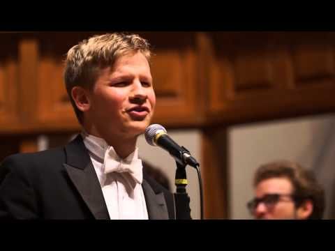 You Are the Sunshine of My Life - The Yale Whiffenpoofs of 2015