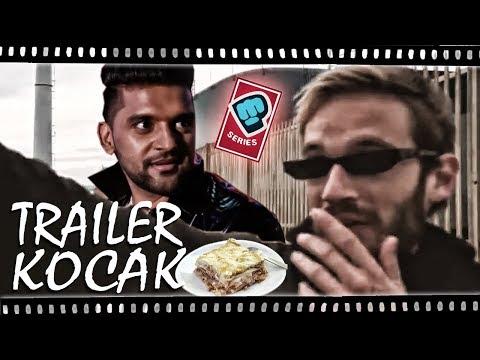 Trailer Kocak - Pewdiepie VS T-SERIES