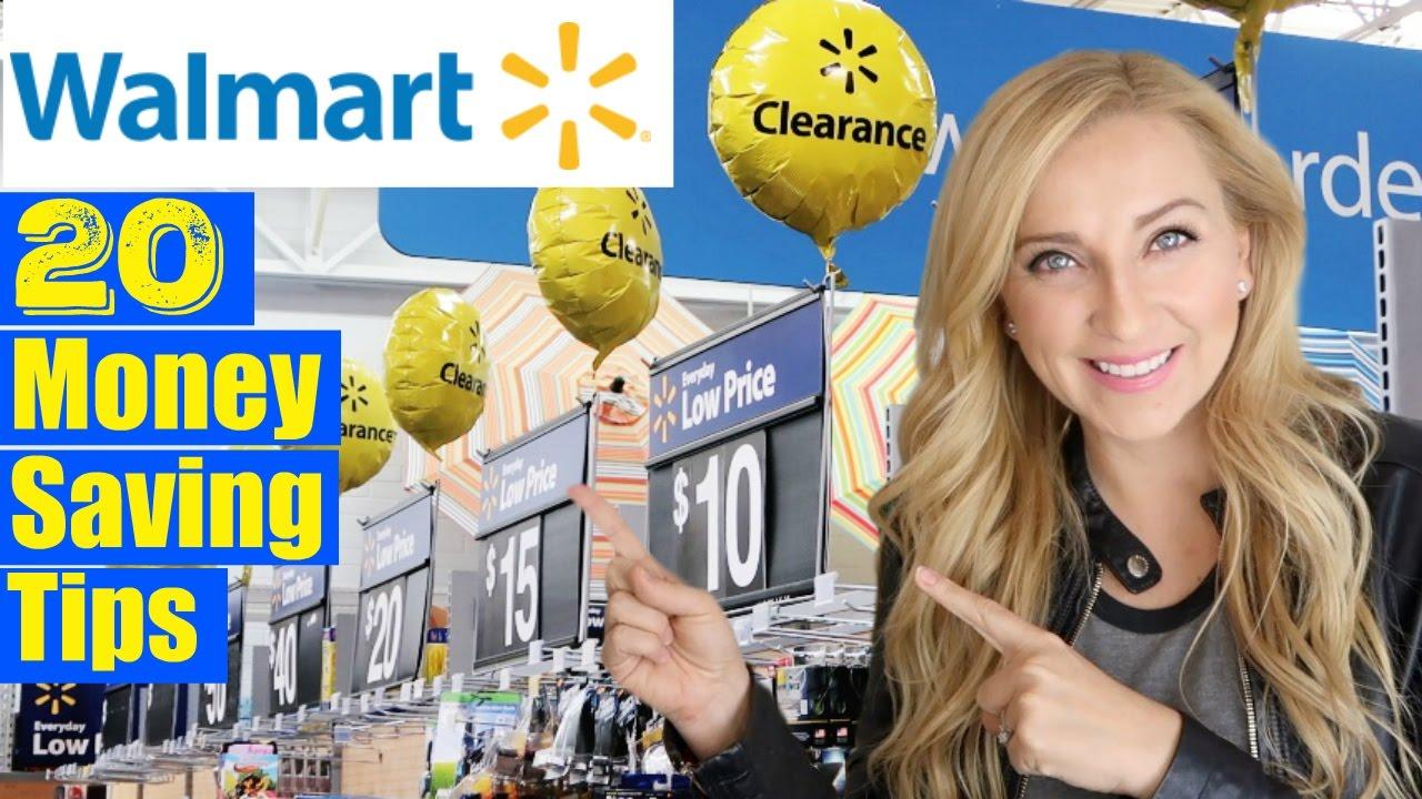 9 secret ways to save money at Walmart