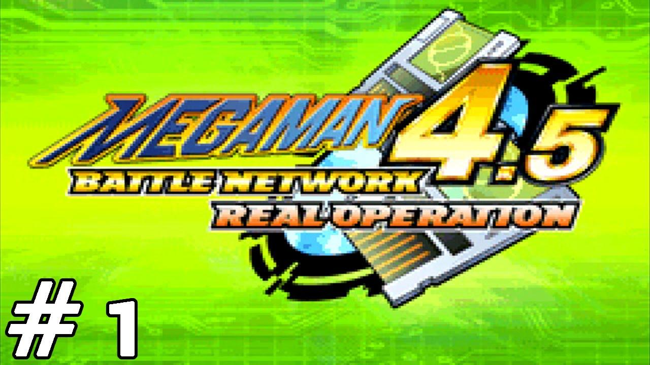 Megaman battle network 4.5 rom