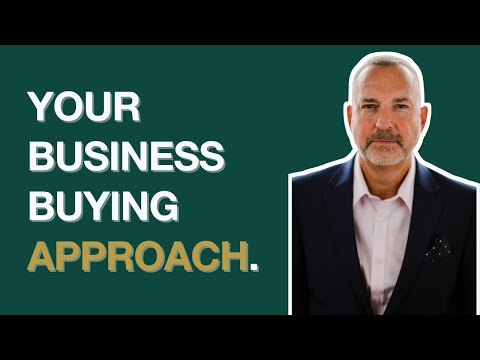 The Benefits of Creating a Direct Approach When Buying a Business