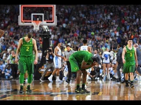 North Carolina vs. Oregon: Final Minute