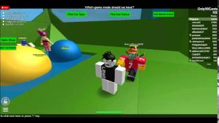 [Roblox] The Pod Games By Peaspod