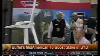 Buffett's MidAmerican To Boost Stake In BYD - Bloomberg