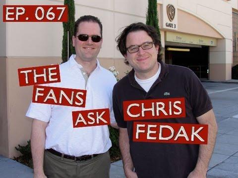Chuck vs. the Podcast 067  The  Ask Chris Fedak