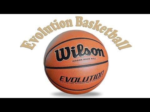 wilson-evolution-basketball-:-the-most-popular-indoor-basketball