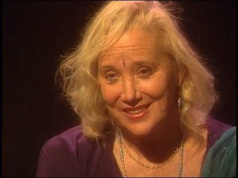 Sally Kirkland, Damon Shalit, Shira Lee Shalit--Rare TV Interview