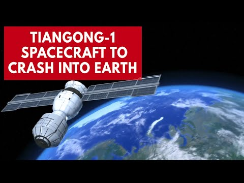 China's Tiangong-1 space station to crash land into Earth