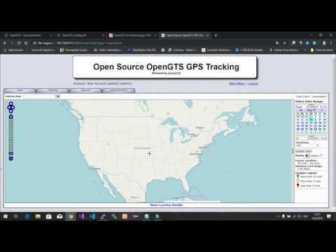 """Uber Clone """"RapidTaxi"""" (OpenGTS Instalación ) Parte 1/2"""