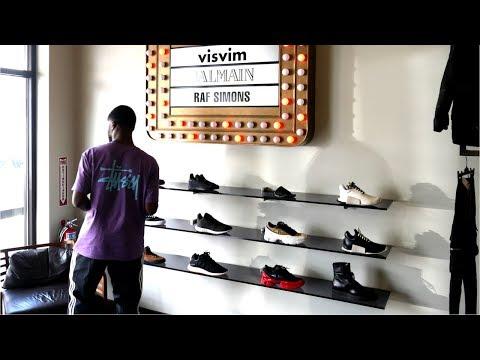 VLOG|  A day in Detroit & Birmingham Michigan (Visiting Fashion Spots)