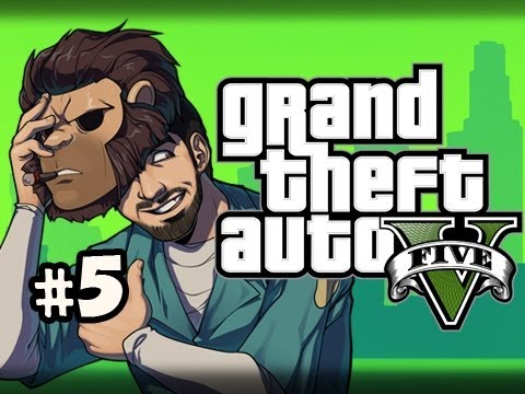 ENTER MICHAEL - Grand Theft Auto V ( GTA 5 ) w/ Nova Ep.5