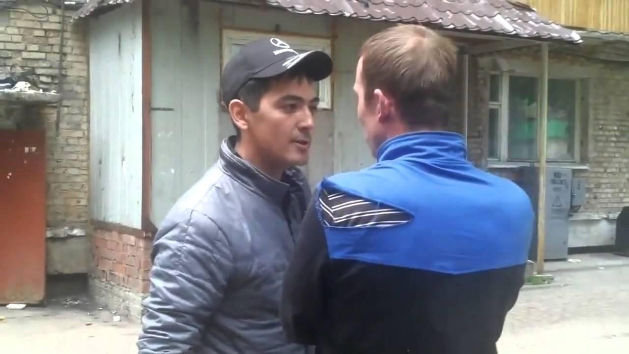 Приколы драка Подборка битв юных махачей