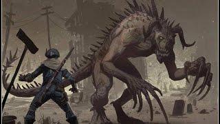 Fallout 4  армия Когтей Смерти против Братство Стали