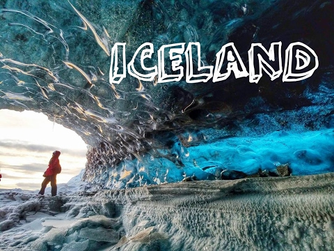 ICELAND TRAVEL MUSIC VIDEO BLOG | New Years Eve