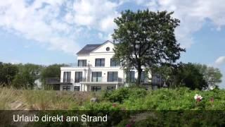 Strandresidenz Vogelflug - Urlaub direkt am Strand!