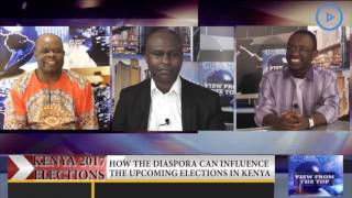How Kenyans in the diaspora can influence 2017 elections
