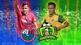 MUNICIPAL VS GGUASTATOYA EN VIVO | GRAN FINAL VUELTA
