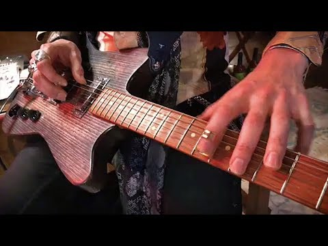 Killer New Guitar Slide Designs!  | LIVE STREAM |