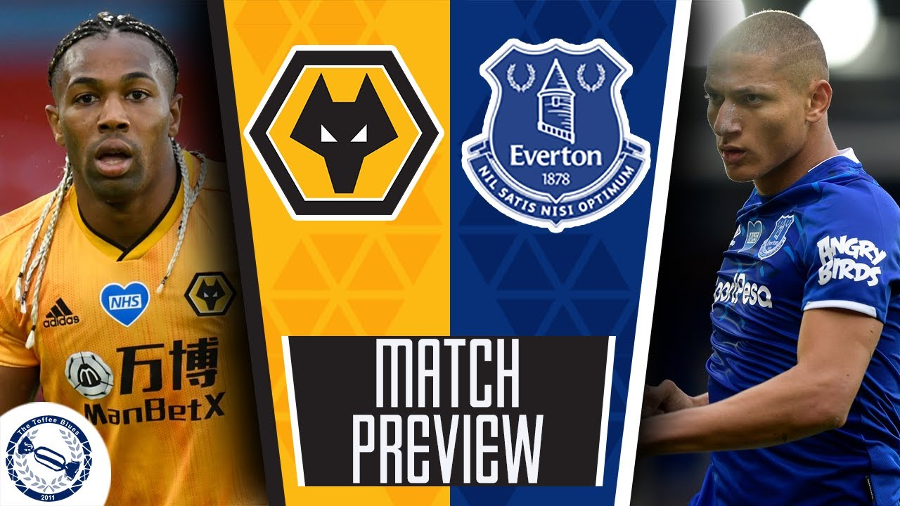Match Preview | Wolves v Everton - YouTube
