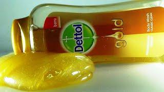Soap slime - Dettol Gold SLIME