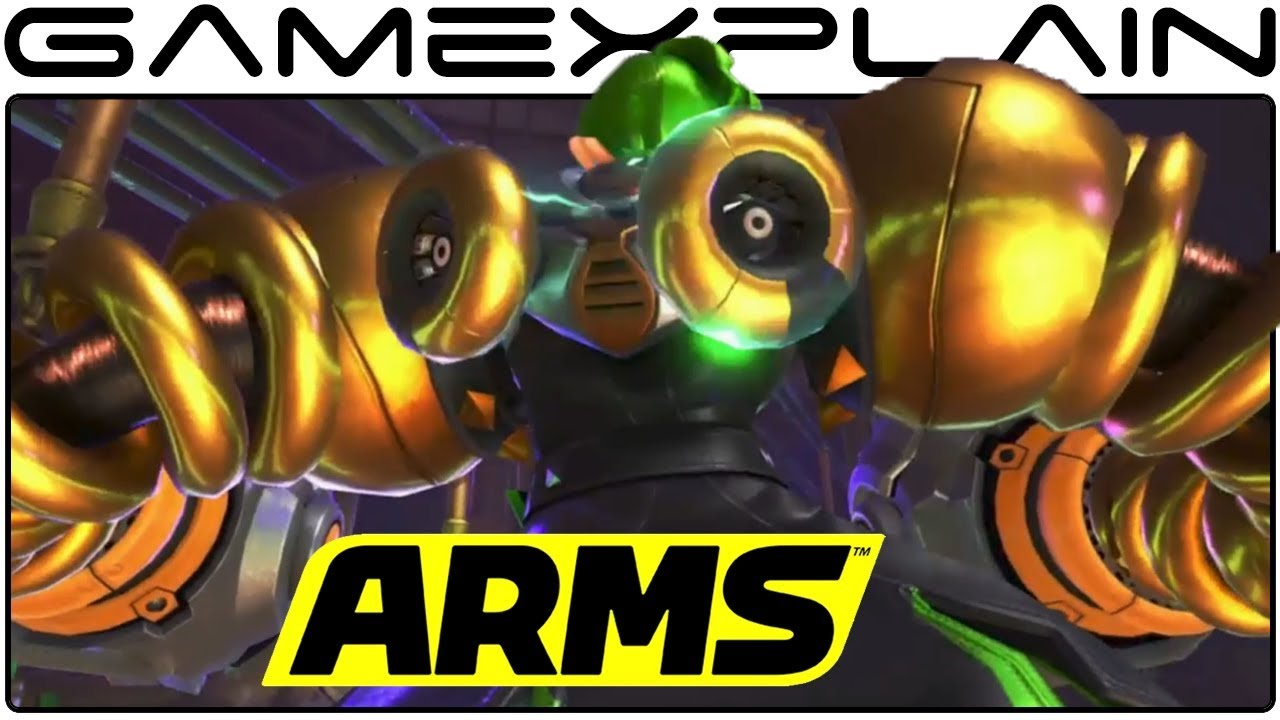 maxresdefault - 【悲報】ARMSさん、年内に最終アプデ