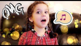 5 year old Sophie Fatu with some serious vibrato skills!!!!