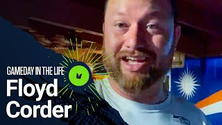 A Gameday in the Life of Seahawks Fan Floyd Corder
