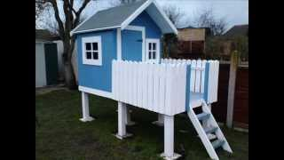 Build Your Own Wendy House For Next To Nothing