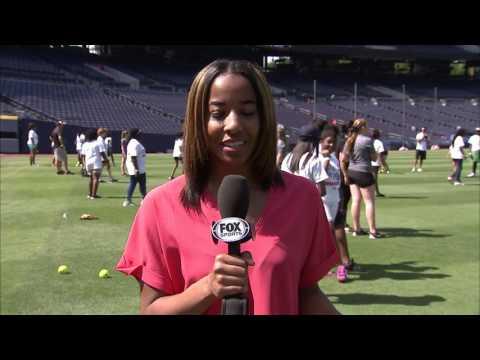 Cassidy Allen Sports Reporter Reel