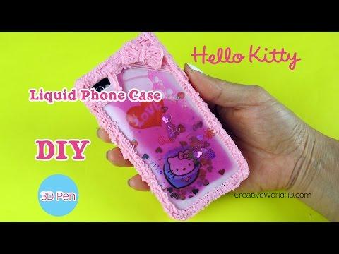 diy:-how-to-make-hello-kitty-liquid-phone-case/-3d-pen-art-tutorial-by-creative-world