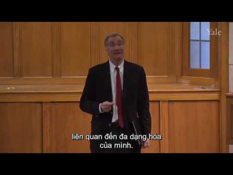 6 Yale Thị trường Tài chính - Khách mời David Swensen