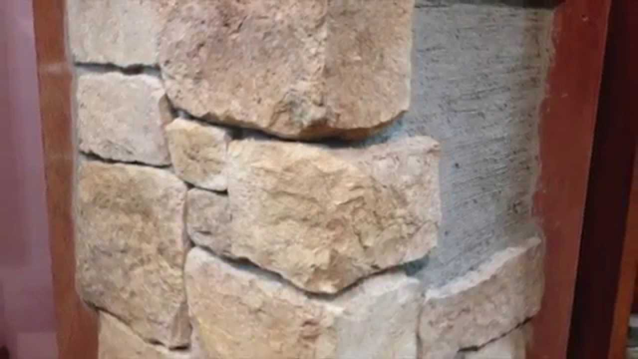 Working With Natural Veneer Stone Corners On Wall End
