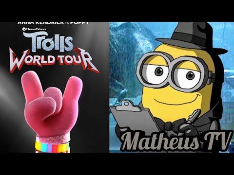 Brian O Minion (T4EP2) - Trolls 2 (2020) (Primeiro Trailer) - YouTube