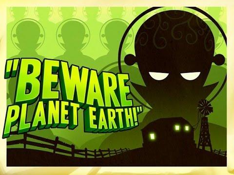 Роботы против Инопланетян (Beware Planet Earth)
