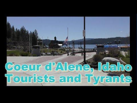 Coeur D'alene, Idaho - Tourist town or Tyrant town?