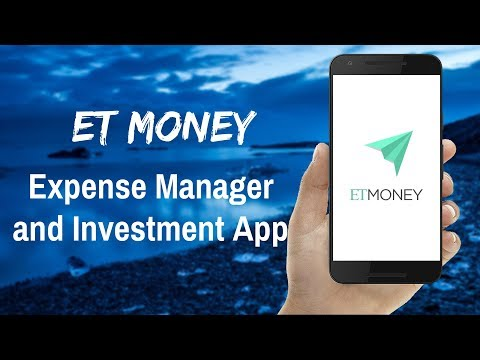 ET Money App | Expense Manager & Mutual Fund Investment App