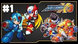 Megaman X3 #1 - Maldita boca santa!