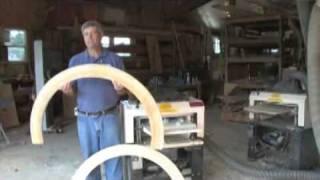 Woodmaster Planer/molder Owner Gary Striegler