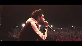 First time live Slowly Slowly Guru Randhawa Hyderabad show