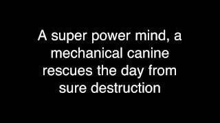 Jimmy Neutron Theme Song with lyrics