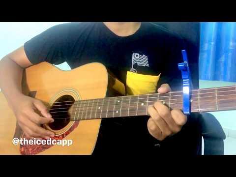 ALIF SATAR Sesungguhnya Aku - TheIcedCapp Cover + easy chords