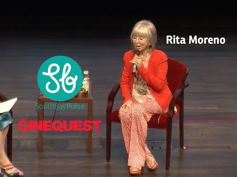 Cinequest - Rita Moreno Maverick Spirit Awards