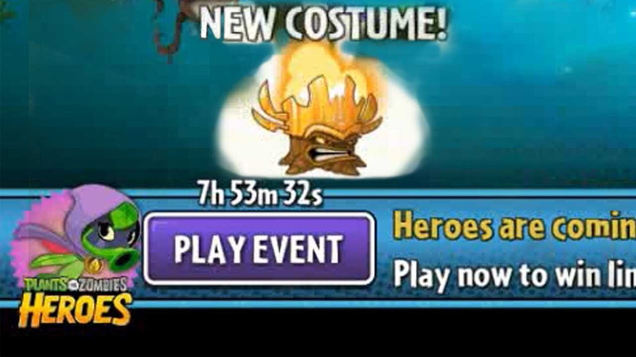how to get costumes in pvz 2
